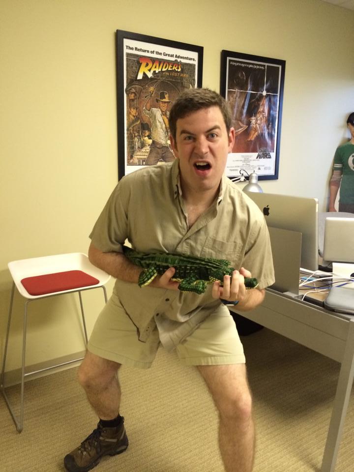 Mayhem from Allstate Steve Irwin the Crocodile Hunter  sc 1 st  Infomedia & At Infomedia We Take Spooky Seriously! | Infomedia Inc.