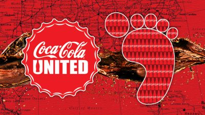 The Taste of Success: Coca-Cola United Bottling Company Expands Their Footprint