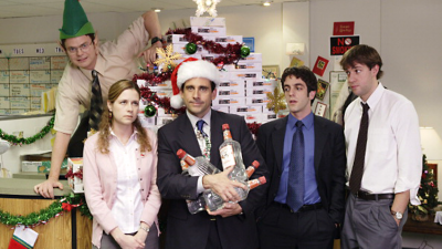 A Tech Office Christmas Party